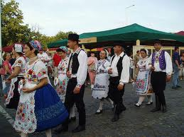 Typical Hungarian Costumes