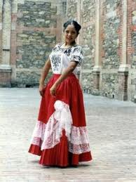 Typical Mexican Costume